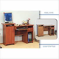 Стол компьютерный прямой СКП_1 №8
