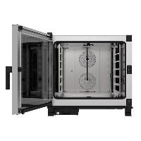 Печь кондитерская  конвекционная с пароувлажнением Unox (Италия) XEBC04EUE1R