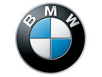 Накладка на бампер BMW