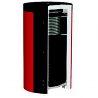 Теплоаккумулятор с контуром ГВС (D32) 500л