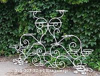 Стрептокарпус-3, подставка для цветов на 40 чаш, фото 1
