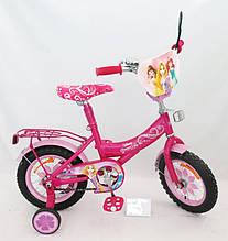 Велосипед двухколесный Принцессы Дисней