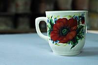Чашка Сумская, деколь