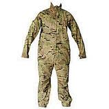 Комплект непромокаемый Gore-Tex армии Британии, камуфляж MTP MultiCam, фото 3