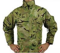 Куртка непромокаемая Gore-Tex армии Британии, камуфляж MTP MultiCam