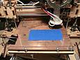 Малярная лента 3М 2090 Scotch-Blue для 3Д принтера, синяя, 48мм х 50м, фото 2