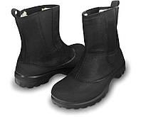 Сапоги зимние мужские непромокаемые Crocs Men's Greeley Walking Boots / ботинки без застежки