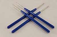Крючок для вязания с пластмассовой ручкой 3,5мм