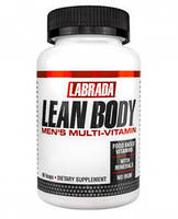 Lean Body Mens Multi-Vitamin 60капс. от Labrada. Витамины и минералы для мужчин