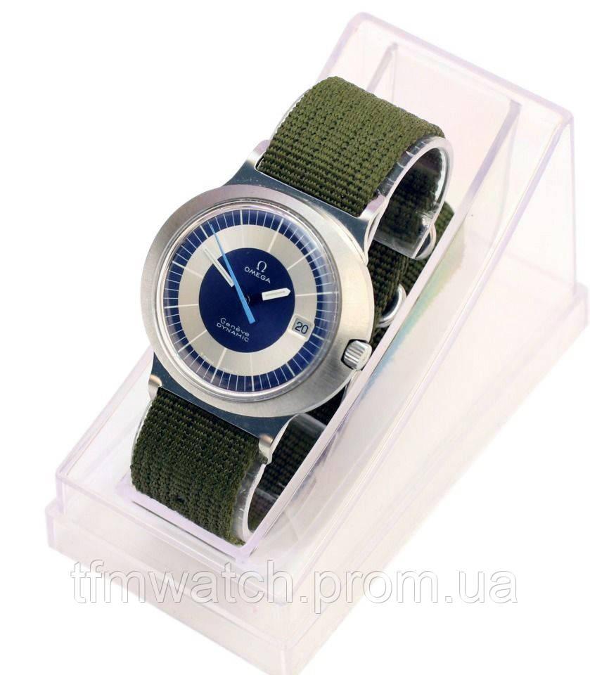 Omega Dynamic винтажные механические часы Швейцария