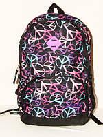 Рюкзак школьный с ортопедической спинкой 8385