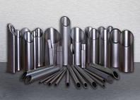 Труба титановая  42 х 2,0   - 1,65-1,95м(12,8кг)  - 6шт    клеймо