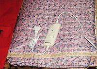 Матрас с подогревом (электропростынь, электроматрас) двуспальный, полиамид 400 г/м