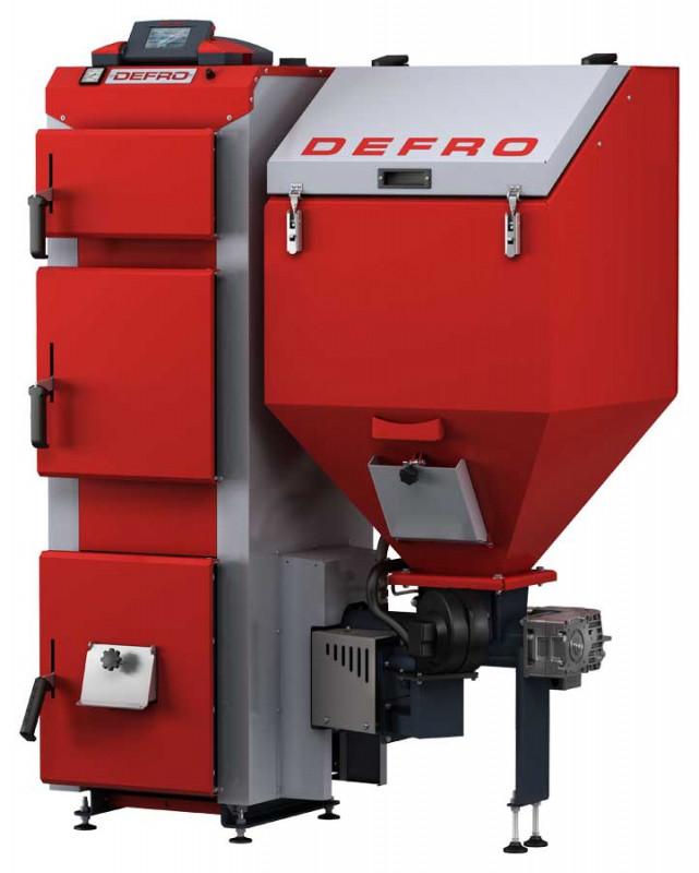 Пеллетный котел c автоматической подачей Defro (Дефро) Duo Uni 15