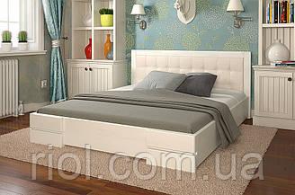 Кровать деревянная двуспальная Регина