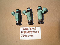 Форсунка топливная для Mitsubishi Carisma хетчбек, 1.6I, 1996 г.в. 0280155723, MD319791