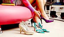 Как выбрать размер обуви?
