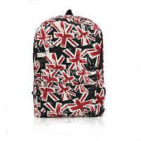 """Молодежный рюкзак с принтом """"Британский флаг"""", фото 1"""