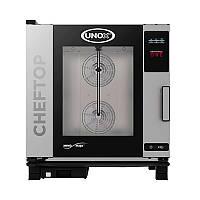 Печь пароконвекционная, электрическая Unox (Италия) XEVC0511E1R