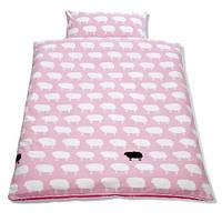 Постельные комплекты для детской кроватки