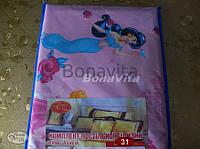 Подростковый комплект постельного белья с одной наволочкой