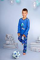 Піжама для хлопчика довгий рукав р.110-116, 100% хлопок, ELLEN
