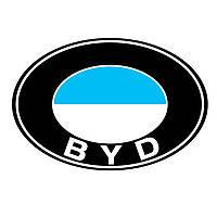 Накладка на бампер BYD
