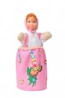 Кукла-рукавичка МАША (пластизоль, ткань), B073