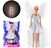 Кукла DEFA 8219 ангел с крыльями (цвет может отличатся от фото)