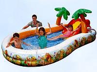 Надувные игровые центры, батуты и бассейны для детей