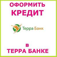 Оформить кредит в Терра банке
