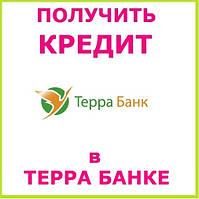Получить кредит в Терра банке
