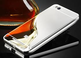 Чехол бампер для Xiaomi Redmi Note 5A  / Redmi Y1 Lite зеркальный