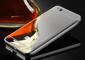 Чехол бампер для Xiaomi Mi5c зеркальный