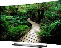 Телевизор Lg OLED65C6P (Ultra HD 4K, Smart, Wi-Fi, 3D, Magic Remote, изогнутый экран) , фото 1
