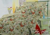 Евро комплект постельного белья HT325 поликоттон