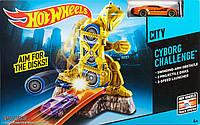 """Трек Hot Wheels """"Соревнование с киборгами"""", BGH87"""