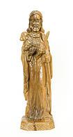 Иисус Христос с овечкой, дерево, Германия 26 см, фото 1