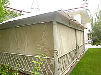 """Тент из""""Оксфорда"""" на заказ для индивидуального каркаса палатки"""