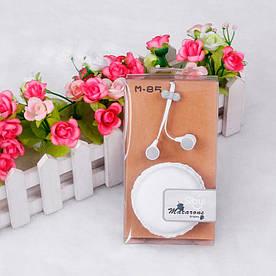 Наушники Macarons Sibyl M-85 Grapes white