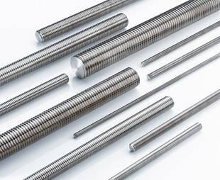 Резьбовые шпильки DIN 975 из нержавеющей стали А4