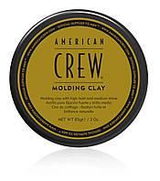 Моделирующая глина для волос American Crew MOLDING CLAY