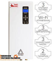 Электрический котел Тенко Премиум ПКЕ 4,5 кВт 220В. Wi-Fi управление