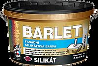 Фасадная силикатная краска BARLET SILIKÁT V4015