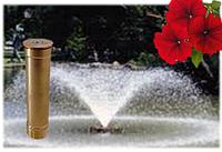 """Насадка для фонтана Петуния 1/2"""" – 3/4"""""""