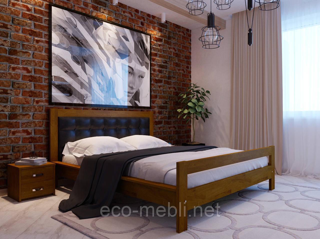 Двоспальне ліжко Цезар НеоМеблі