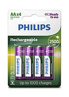 Аккумулятор Accu Philips 2500 mAh HR06/AA R2U