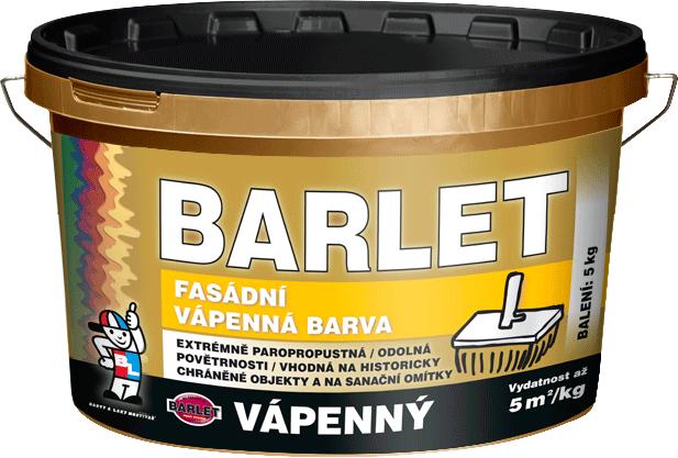 Фасадная известковая краска BARLET VÁPENNÁ BARVA V4019
