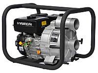 Мотопомпа для грязной воды Hyundai HYT 80. Бесплатная доставка по Украине!