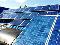 Установка солнечной электростанции 10 кВт под «зеленый» тариф